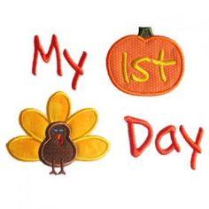 Freebies :: First Turkey Day