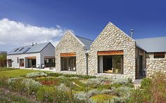 This Western Cape holiday home is totally in tune with nature