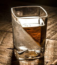 Whisky Wedge - Verre à Whisky refroidisseur