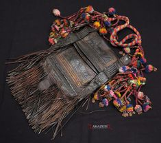 Old Berber Bag – ZAABOULA - Rif Mountain, North Morocco