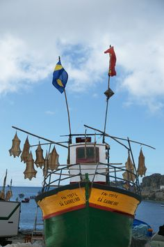 Camara de Lobos, Madeira by Tom Willett, via 500px    Fishing port on the south coast of Madeira, near Funchal - made famous as Winston Churchill was a regular visitor and painted there regularly. The sun dried fish (cod) is a local especiality.