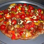 Paleo Pizza - Entrees -  - paleo diet, paleo, recipe, nutrition, robb wolf, scott hagnas, weight lifting, strength, conditioning, fitness, greg everett - Catalyst Athletics Recipes