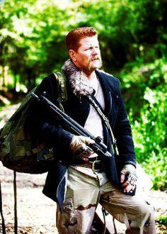 The Walking Dead season 4 Abraham