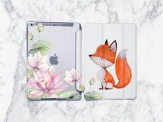 Cute Fox Apple iPad Air 3 2019 Case Flowers iPad Air 3 Smart Cover iPad Air Case 10.5 iPad Pro 10.5 Case iPad Pro 9.7 Smart Case iPad 9.7 by StarCaseUA on Etsy Macbook Air 13 Case, Ipad Air Case, Plastic Design, Cute Fox, Iphone Cases, Iphone 5s, Apple Ipad, Plastic Case, Ipad Mini