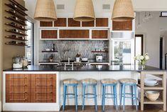 weave basket kitchen pendant lighting