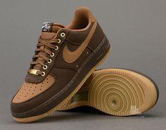 ea8124efea63 Nike Air Force 1 Light British Tan