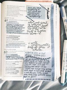 New Bible, Bible Art, Bible Verses, Bible Study Notebook, Bible Study Journal, Bibel Journal, Bible Doodling, Jesus Bible, Bible Notes