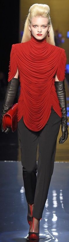 ~Jean-Paul Gaultier Couture Fall 2014 | The House of Beccaria