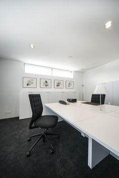 Design kantoormeubilair - Porsche - Sint-Martens-Latem