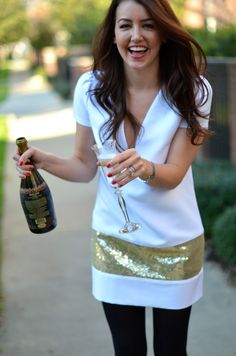 Cheers to 2014 Dallas Wardrobe, Red Polish, Wedding Invitation Inspiration, Red Apple, All White, Street Style, Wells, Closets, Cheers
