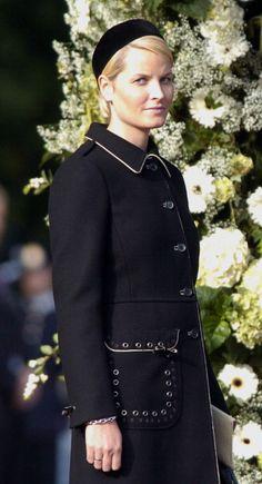Crown Princess Mette Marit of Norway.