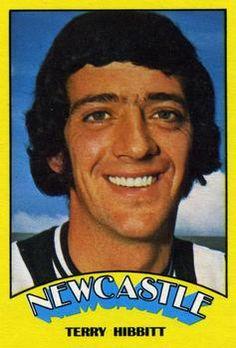 1974-75 A&BC Gum #49 Terry Hibbitt Front