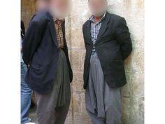 Le costume traditionnel turc
