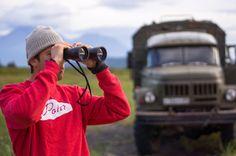 The Poler Arrowhead Crew neck sweatshirt.  #adventure38 #poler #polerstuff #campvibes