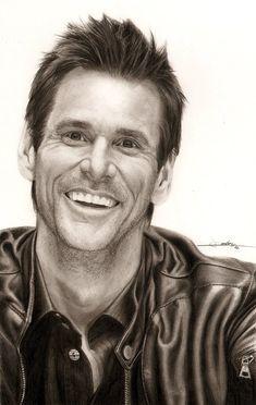 Jim Carrey by ~AmBr0 on deviantART