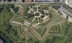 pentagono ciudadela pamplona - Buscar con Google