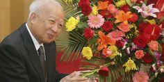 Une pensée pour Norodom Sihanouk et le Cambodge