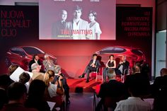 "Conferenza Stampa ""The Waiting"""