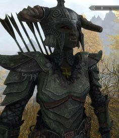 my dragonborn, khara