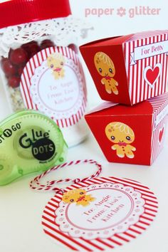 Goodie boxes