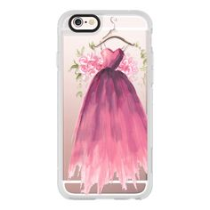 iPhone 6 Plus/6/5/5s/5c Case - Spring dress ($40) ❤ liked on Polyvore featuring accessories, tech accessories, iphone case, iphone hard case, iphone cover case and apple iphone cases