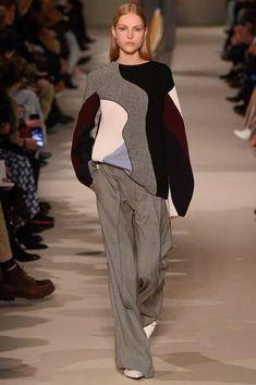 Victoria Beckham, New York Fashion Week, Herbst/Winter-Mode New York Fashion, Fashion 2017, Runway Fashion, Fashion News, Fashion Show, Victoria Beckham Clothing Line, Victoria Beckham News, Vogue, Cubism Fashion