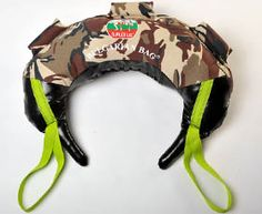 Bulgarian Bag by coach Ivan Ivanov | Suples.com These are so cool!