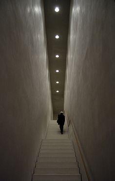 Peter Zumthor Stairs