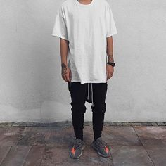 outfit con yeezy