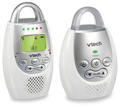 NEW! VTech Communications DM221-2 Safe & Sound Digital Audio Monitor (2 Units) #VTech