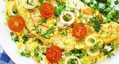 Receita da omelete funcional que fez atriz secar 20 kg