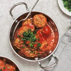 Prawns, prosecco and meatballs: recipes from a Veneto kitchen Recipe F, Recipe Using, Meatball Recipes, Grubs, Prawn, Prosecco, Italian Recipes, Curry, Food And Drink