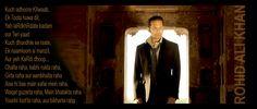 https://flic.kr/p/SRgLmg | RAK TANHA | Rohid Ali Khan TANHA a sad song from Adhoorey Khwaab Hiran Minar, Shekhupura