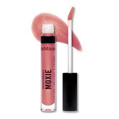 4. My must-have bareMinerals product: Marvelous Moxie Lipgloss in Show Off, a baby pink shade. #bareMinerals #READYtowin