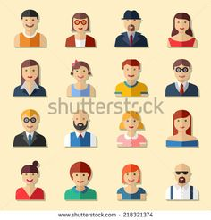Face Vecteurs de stock et clip-Art vectoriel   Shutterstock
