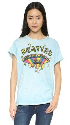 MADEWORN ROCK Beatles Mystery Tour Tee