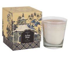 Bougie parfumée, Agrumes