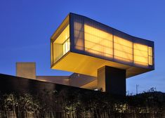 Nanjing Sifang Art Museum by Steven Holl Architects  #arquitectura #architecture