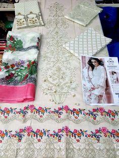 Pakistani Lawn Suits, Pure Products, Collection, Shopping, Fashion, Moda, Fashion Styles, Fashion Illustrations