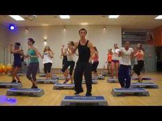 Bang Bang (Jessie J/Ariana Grande/Nicki Minaj) Step Aerobic Workout, Aerobics Workout, Jessie J, Zumba Fitness, Dance Fitness, Fitness Workouts, Zumba Videos, Workout Videos, Nicki Minaj