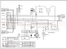 electrical diagram for john deere z445 Bing images