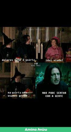Snape as Regina George haha Harry Potter Tumblr, Blaise Harry Potter, Memes Do Harry Potter, Harry Potter Cast, Potter Facts, Harry Potter Fandom, Hogwarts Classes, Regina George, Shared Folder