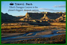 #TravelFact #Canyon #Tibet