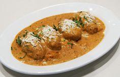 Malai Kofta (Polpette vegetariane) ~ Mondi e Sapori