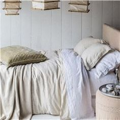 Buy Linen Flat Sheets online with free shipping from thegardengates.com