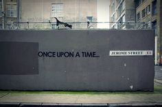 """Streetart: """"The Story"""" by Mobstr (14 Pictures)"""