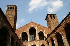 Platea Medievale: Rai Storia e Sant'Ambrogio