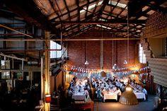 Wedding inspiration for Australian & New Zealand couples Hanging Lights, Botanical Gardens, Garden Wedding, Brewery, Melbourne, Wedding Venues, Wedding Inspiration, Home And Garden, Photography