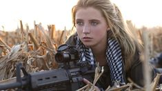 awesome Cute Sniper Girl Wallpaper HD