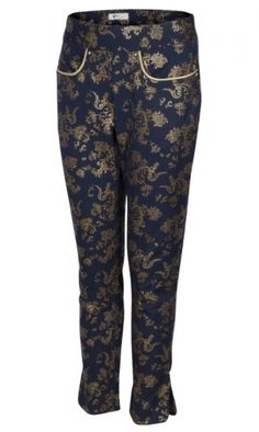 If you're in the market for some new outfits, consider our women's apparel! Shop this comfortable and stylish CITY OF GOLD (Navy) Greg Norman Ladies Regal 4-Way Stretch Golf Pants from Lori's Golf Shoppe.